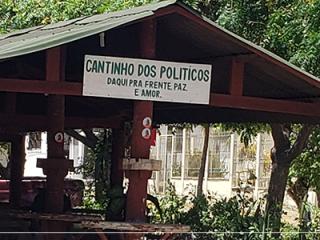 cantinho dos politicos